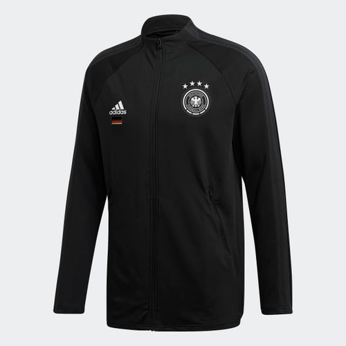 Adidas Germany Euro 2020 Anthem Jacket, Black