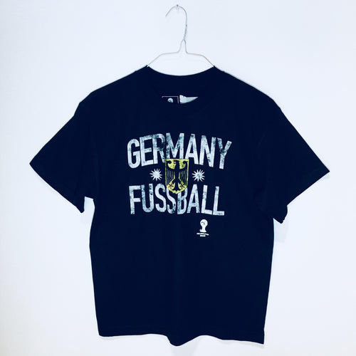 Germany World Cup Youth T-Shirt, Black, 2014