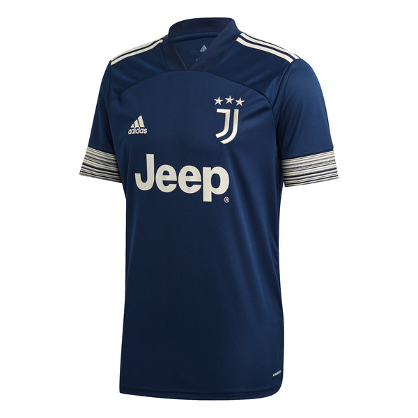 Juventus Away Soccer Jersey 20/21, Adult, Front View
