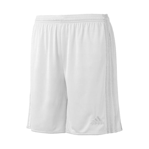 Adidas Regista 14 Soccer Shorts, White