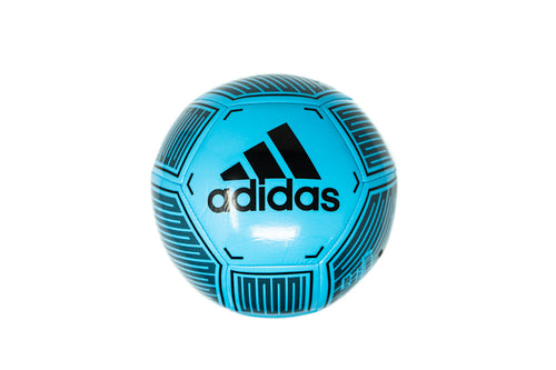 Adidas Starlancer VI Soccer Ball, Blue