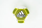 Adidas Starlancer VI Soccer Ball, White