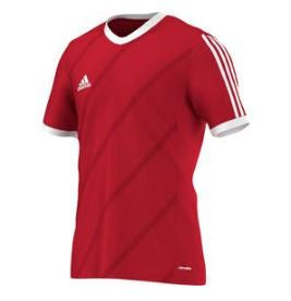 Adidas Tabela 14 Soccer Jersey - Red