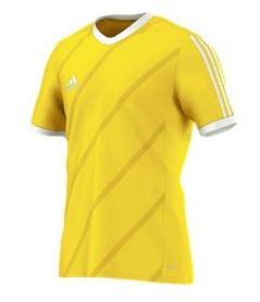 Adidas Tabela 14 Soccer Jersey, Yellow