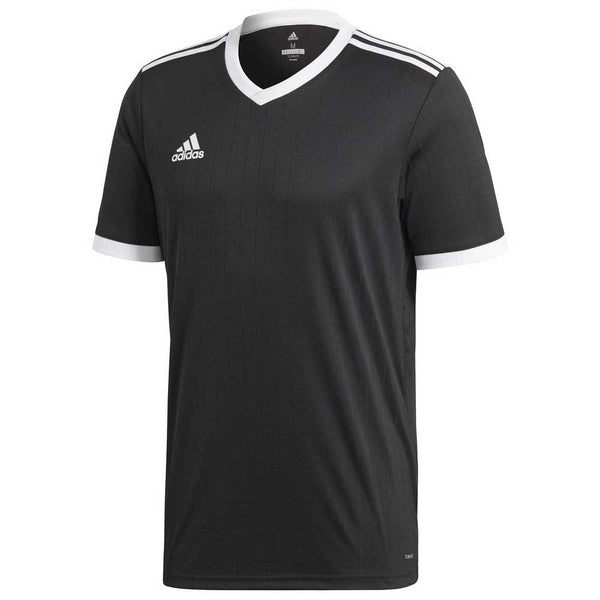 Adidas Tabela 18 Youth Soccer Jersey, Black