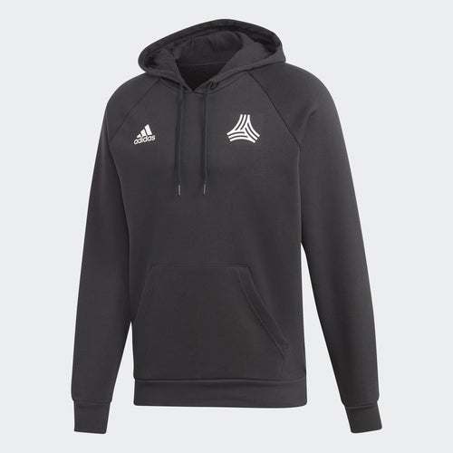 Adidas Tango Graphic Sweater, Black, Front View