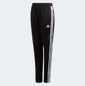 Adidas Women's Tiro19 Training Pants - Black/White