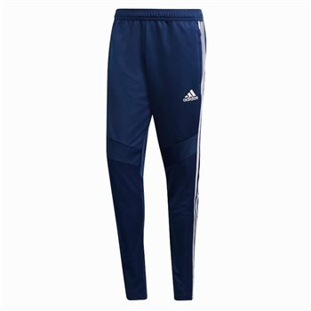 Adidas Youth Tiro19 Training Pants, Navy & White