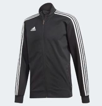 Adidas Youth Tiro19 Training Jacket - Black