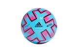 Adidas Uniforia Euro 2020 Club Soccer Ball, Blue