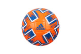 Adidas Uniforia Euro 2020 Club Soccer Ball, Orange