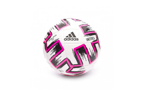 Adidas Uniforia Euro 2020 Club Soccer Ball, White