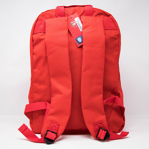 Arsenal FC Club Backpack '17, Back