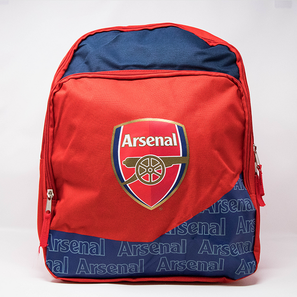 Arsenal FC Club Backpack '17, Front