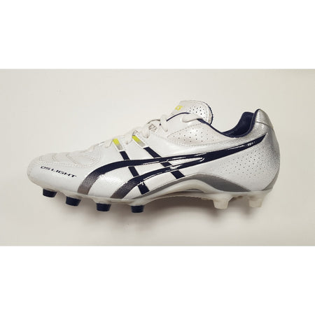 Asics DS Light FG Soccer Cleat - Yellow/Blue