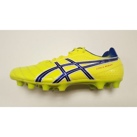 Asics DS Light X-Fly FG Soccer Cleat - Black/Lime