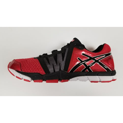 Asics Gel-Craze, Red & White, Side View