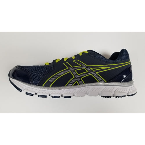 Asics Gel-Envigor, Navy/Green, Side View