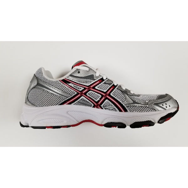 Asics Gel-Galaxy Training Shoe - White/Red