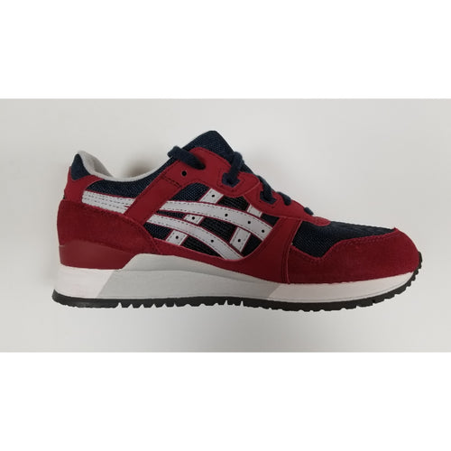 Asics Gel-Lyte III, Burgundy, Side View