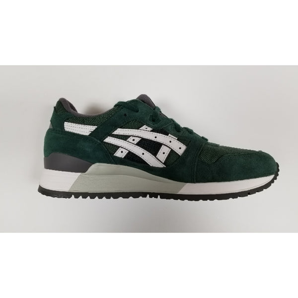 Asics Gel-Lyte III, Green & White, Side View