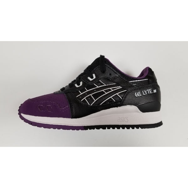 Asics Gel-Lyte III, Purple & Black, Side View