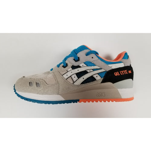 Asics Gel-Lyte II, White, Side View
