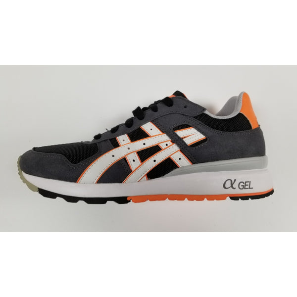 Asics GT-II, Black/Orange, Side View