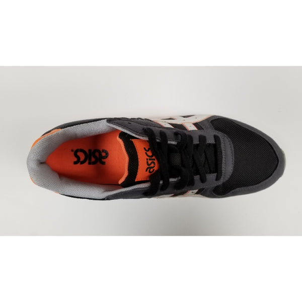 Asics GT-II, Black/Orange, Aerial View
