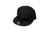 Fi Collection Bayern Munich Flat Peak Snapback Cap, Black