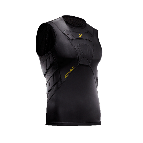 Storelli BodyShield Field Player Sleeveless Undershirt - Black
