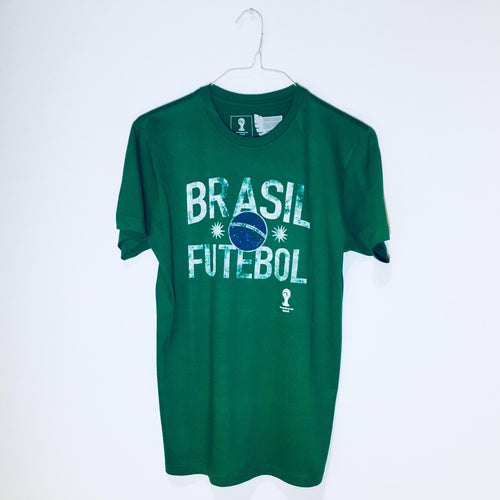 Brazil World Cup T-Shirt, Green