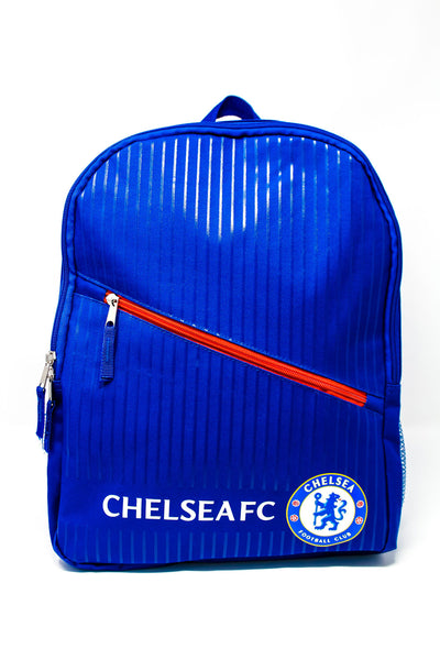 Chelsea FC Club Backpack, 2017 Edition, Front
