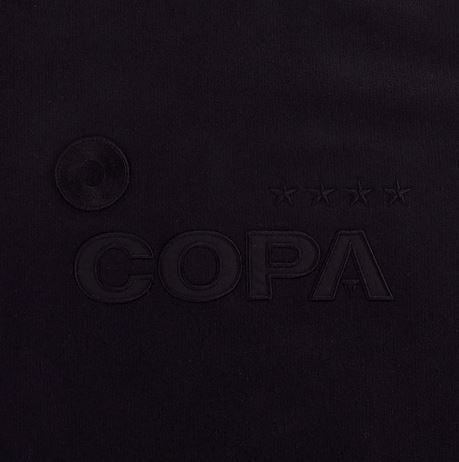 COPA All Black Logo Sweater, Black