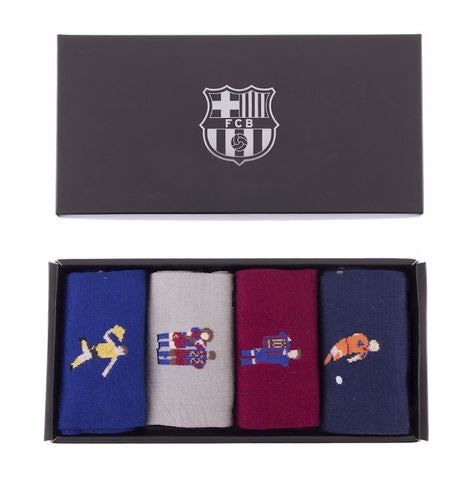 COPA FC Barcelona Socks Box Set