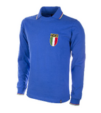 COPA Football Italy 1983 Long Sleeve Blue Shirt