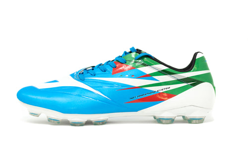 Diadora DD NA 2 GLX14 FG Soccer Cleat - Blue/White