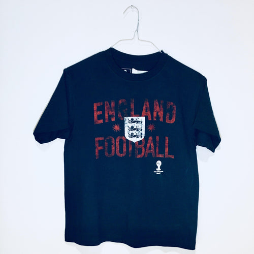 England World Cup 2014 Youth T-Shirt, Blue