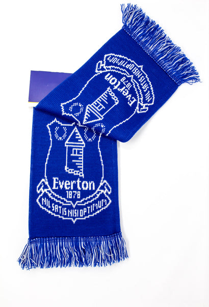 Everton Club Scarf, Blue