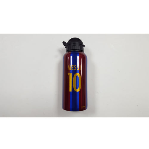 FC Barcelona Messi Alumninum Water Bottle, Messi 10