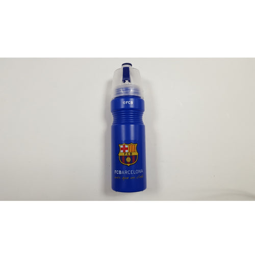 FC Barcelona Blue Spray Water Bottle