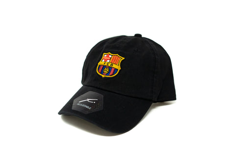 Fi Collection FC Barcelona Dad Hat, Black