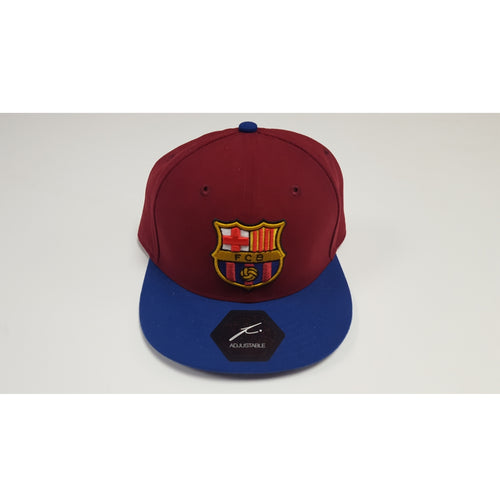 Fi Collection FC Barcelona Snapback Cap