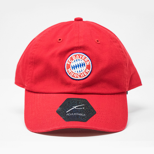 Fi Collection Bayern Munich Dad Hat, Red