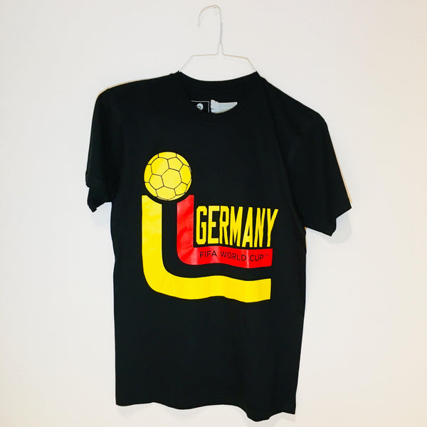 Germany World Cup T-Shirt, Black
