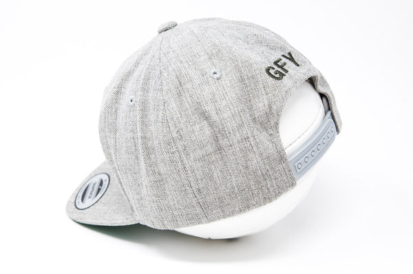 GFY Classic Cap - Heather Grey