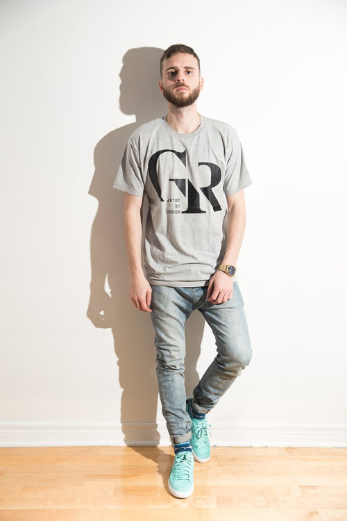 Ginga GR T-Shirt, Grey