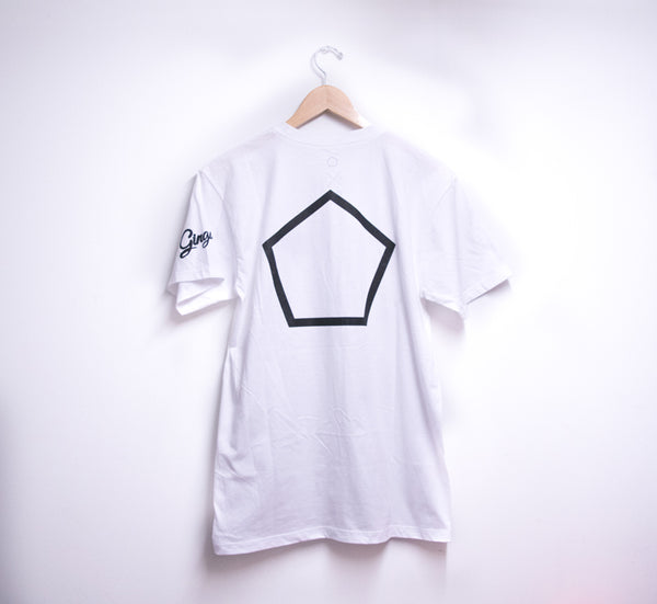 ginga-tshirt-streetwear-lifestyle-apparel-white-back-view-pentagon