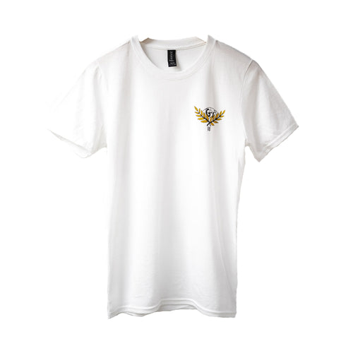 Goal Initiative T-Shirt, White