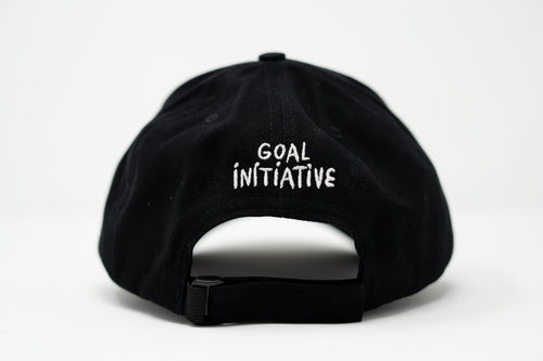 GI Hat, Black, Back View
